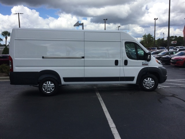 2018 ProMaster 3500 High Roof FWD,  Empty Cargo Van #J0622 - photo 5