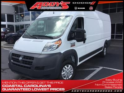2018 ProMaster 3500 High Roof FWD,  Empty Cargo Van #J0622 - photo 1