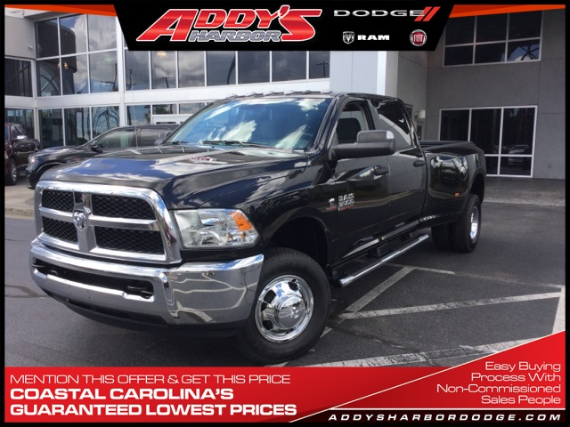 2018 Ram 3500 Crew Cab DRW 4x4,  Pickup #J0627 - photo 1