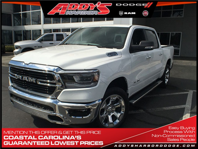 2019 Ram 1500 Crew Cab 4x4,  Pickup #K0001 - photo 1