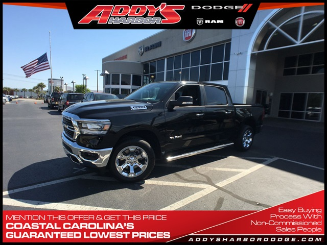 2019 Ram 1500 Crew Cab 4x4,  Pickup #K0008 - photo 1