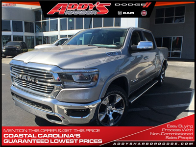 2019 Ram 1500 Crew Cab 4x4, Pickup #K0010 - photo 1