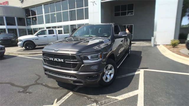 2019 Ram 1500 Crew Cab 4x2,  Pickup #K0014 - photo 4