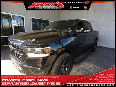 2019 Ram 1500 Crew Cab 4x4,  Pickup #K0015 - photo 1