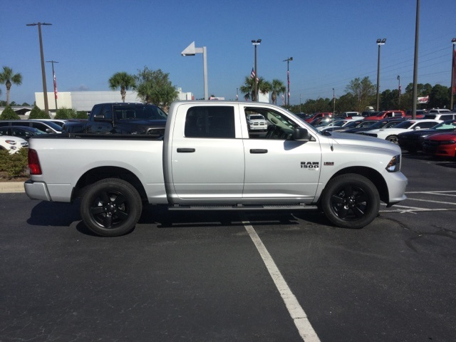 2019 Ram 1500 Crew Cab 4x4,  Pickup #K0102 - photo 4