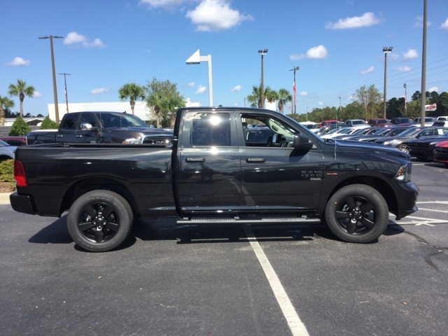 2019 Ram 1500 Quad Cab 4x4,  Pickup #K0108 - photo 4