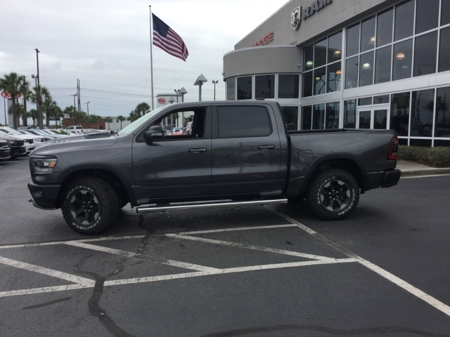 2019 Ram 1500 Crew Cab 4x4,  Pickup #K0162 - photo 3