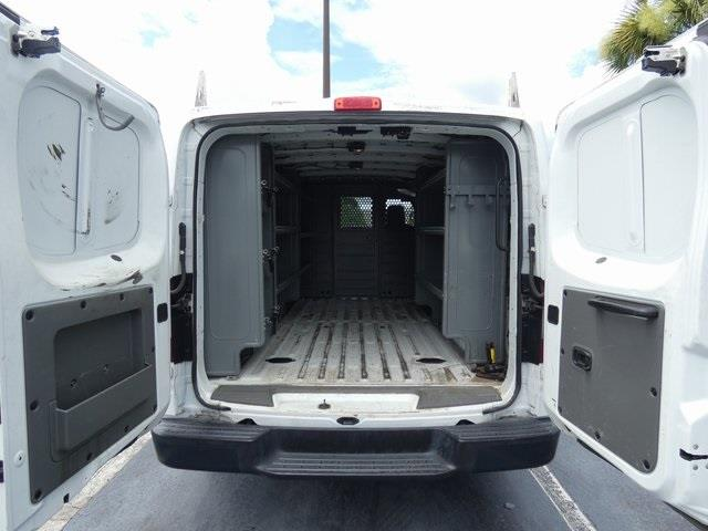 2016 Nissan NV2500 Standard Roof 4x2, Upfitted Cargo Van #L0081A - photo 1