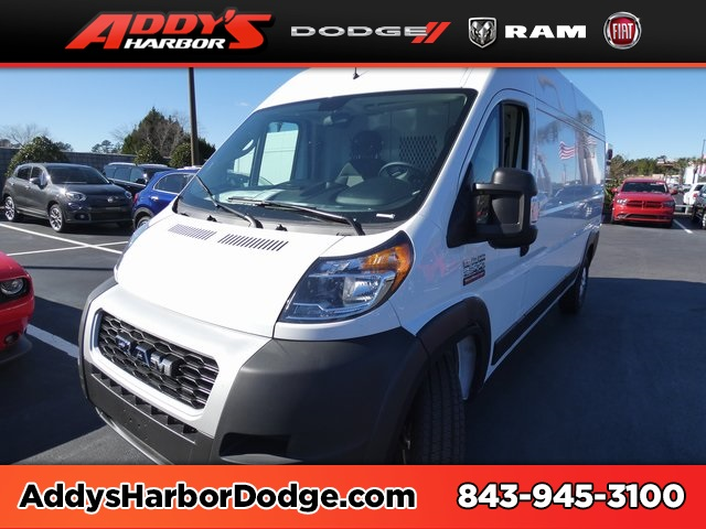 2021 Ram ProMaster 2500 High Roof FWD, Weather Guard Upfitted Cargo Van #M0014 - photo 1