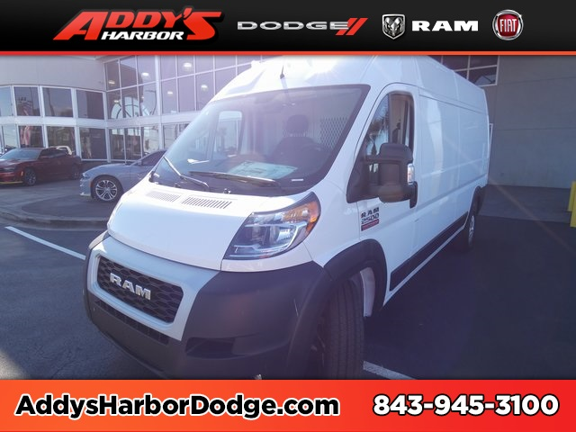 2021 Ram ProMaster 2500 High Roof FWD, Weather Guard Upfitted Cargo Van #M0019 - photo 1