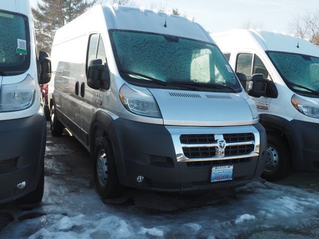 2017 ProMaster 2500 High Roof, Cargo Van #F52330 - photo 4