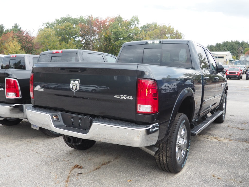 2018 Ram 2500 Crew Cab 4x4 Pickup #M53629 - photo 2
