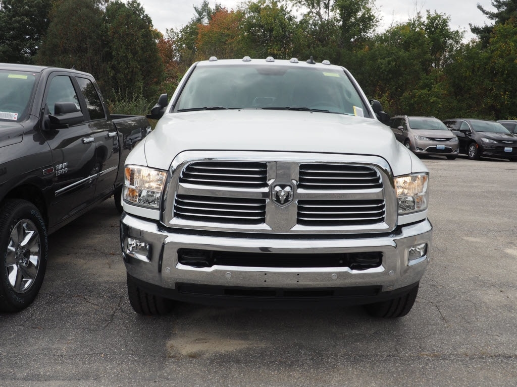 2018 Ram 2500 Crew Cab 4x4 Pickup #M53634 - photo 3