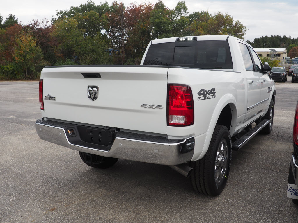 2018 Ram 2500 Crew Cab 4x4 Pickup #M53634 - photo 2