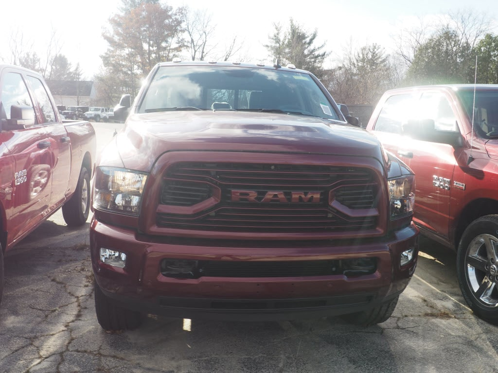 2018 Ram 2500 Crew Cab 4x4 Pickup #M53641 - photo 3