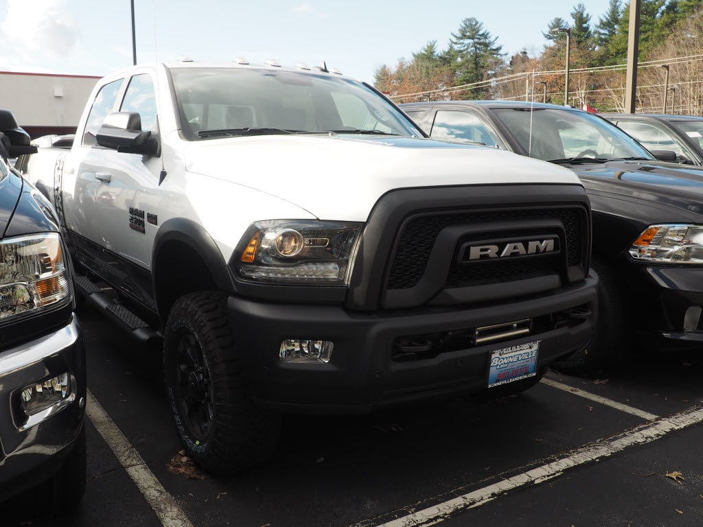 2018 Ram 2500 Crew Cab 4x4 Pickup #M53642 - photo 2