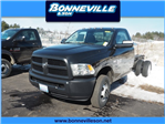 2017 Ram 3500 Regular Cab DRW 4x4, Cab Chassis #MM52438 - photo 1