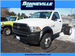 2017 Ram 5500 Regular Cab DRW 4x4, Cab Chassis #MM52443 - photo 1