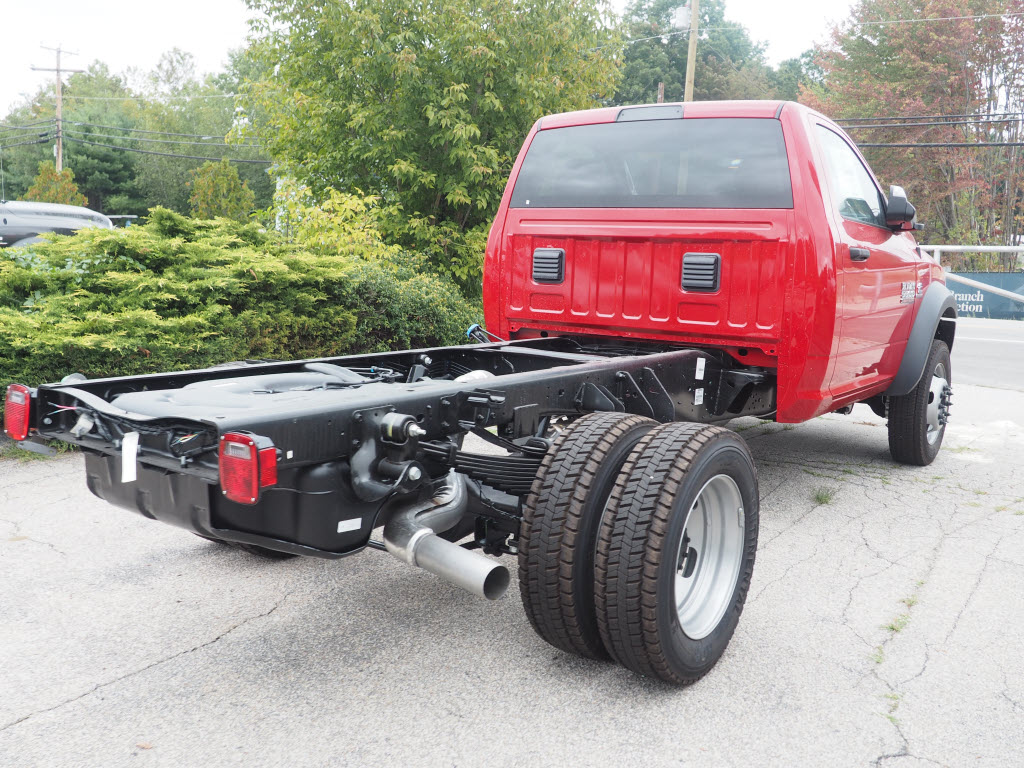 2018 Ram 5500 Regular Cab DRW 4x4 Cab Chassis #MM53481 - photo 2