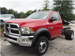 2018 Ram 5500 Regular Cab DRW 4x4 Cab Chassis #MM53481 - photo 1