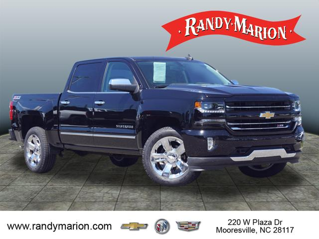 2016 Silverado 1500 Crew Cab 4x4, Pickup #41569X - photo 1