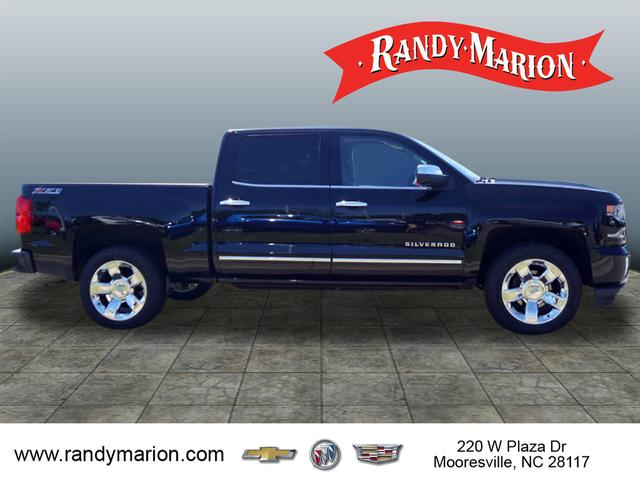 2016 Silverado 1500 Crew Cab 4x4, Pickup #41569X - photo 8