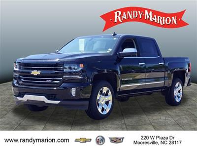 2016 Silverado 1500 Crew Cab 4x4, Pickup #41569X - photo 4