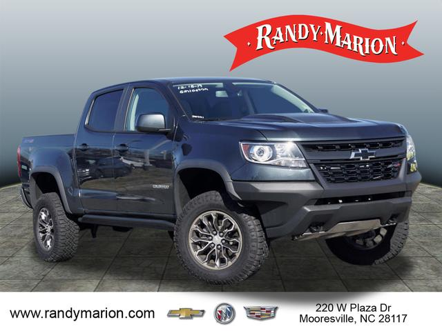 2019 Colorado Crew Cab 4x4, Pickup #42365X - photo 1