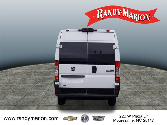 2019 ProMaster 2500 High Roof FWD, Empty Cargo Van #42581X - photo 7