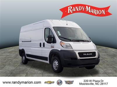 2019 ProMaster 2500 High Roof FWD, Empty Cargo Van #42581X - photo 1