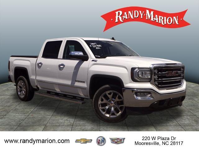 2017 GMC Sierra 1500 Crew Cab 4x4, Pickup #43598X - photo 1
