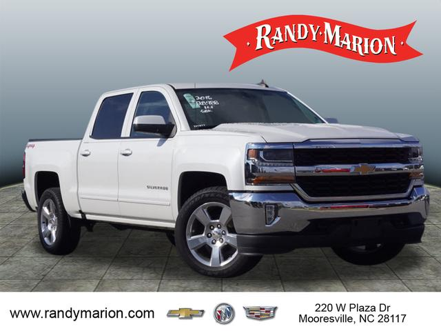 2016 Silverado 1500 Crew Cab 4x4, Pickup #DT10172A - photo 1