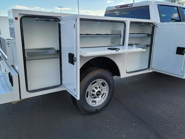 2020 Chevrolet Silverado 2500 Crew Cab 4x2, Warner Select Pro Service Body #DT10402 - photo 9