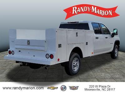 2020 Chevrolet Silverado 2500 Crew Cab 4x2, Warner Select Pro Service Body #DT10402 - photo 2