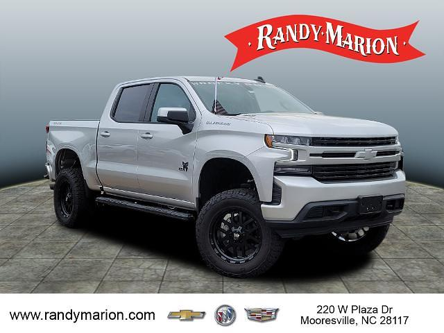 2021 Chevrolet Silverado 1500 Crew Cab 4x4, Rocky Ridge Pickup #DT10612 - photo 1