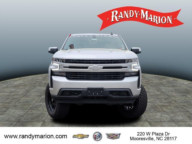 2021 Chevrolet Silverado 1500 Crew Cab 4x4, Rocky Ridge Pickup #DT10612 - photo 3