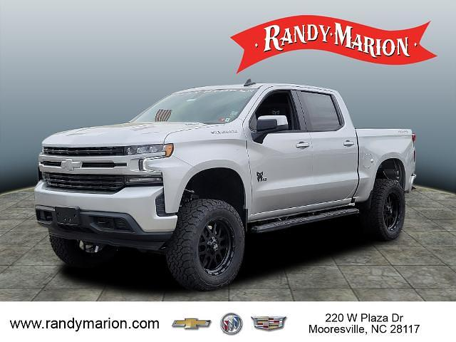 2021 Chevrolet Silverado 1500 Crew Cab 4x4, Rocky Ridge Pickup #DT10612 - photo 4