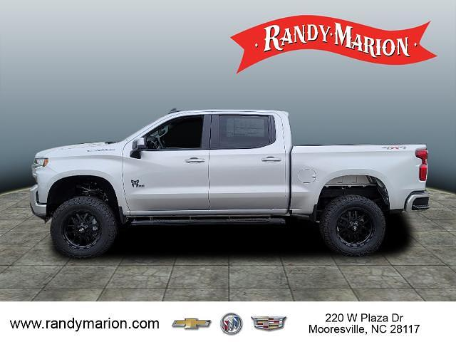 2021 Chevrolet Silverado 1500 Crew Cab 4x4, Rocky Ridge Pickup #DT10612 - photo 5