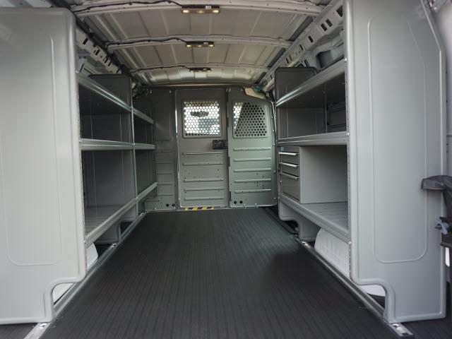 2016 Chevrolet Express 2500, Adrian Steel Commercial Shelving Upfitted Cargo Van #DT6651 - photo 2