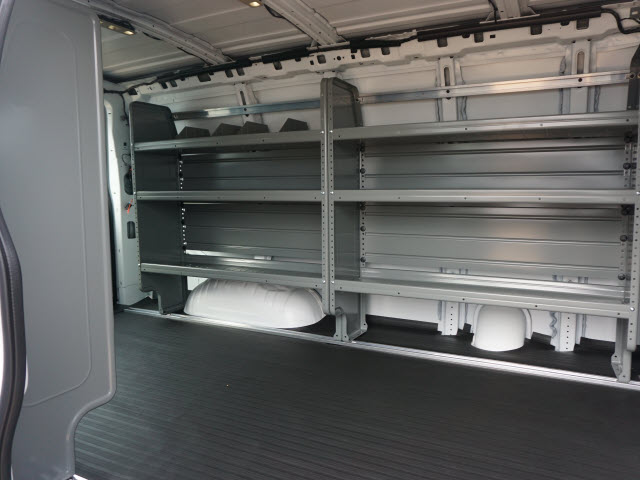 2016 Express 2500, Adrian Steel Commercial Shelving Upfitted Cargo Van #DT6651 - photo 11