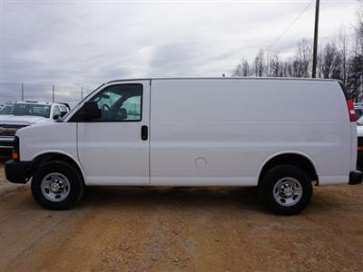2016 Chevrolet Express 2500, Adrian Steel Commercial Shelving Upfitted Cargo Van #DT6651 - photo 7
