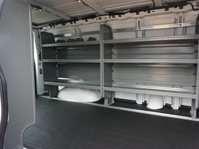 2016 Chevrolet Express 2500, Adrian Steel Commercial Shelving Upfitted Cargo Van #DT6651 - photo 11