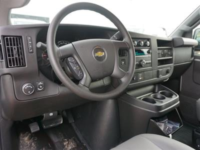2016 Chevrolet Express 2500, Adrian Steel Commercial Shelving Upfitted Cargo Van #DT6651 - photo 14