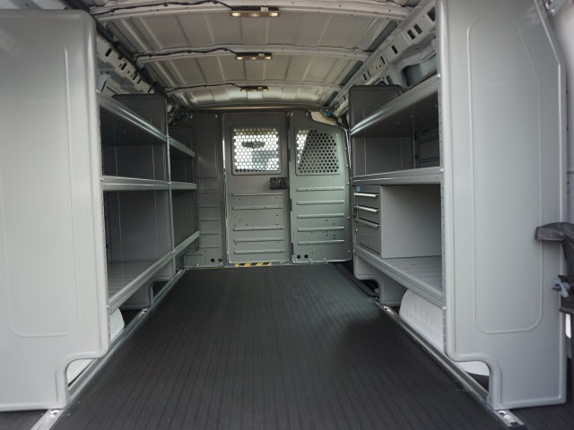 2016 Chevrolet Express 2500, Adrian Steel Commercial Shelving Upfitted Cargo Van #DT6652 - photo 2