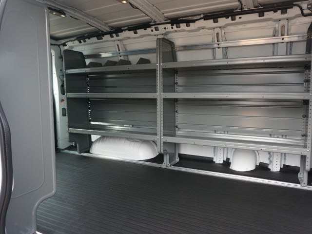 2016 Chevrolet Express 2500, Adrian Steel Commercial Shelving Upfitted Cargo Van #DT6652 - photo 11
