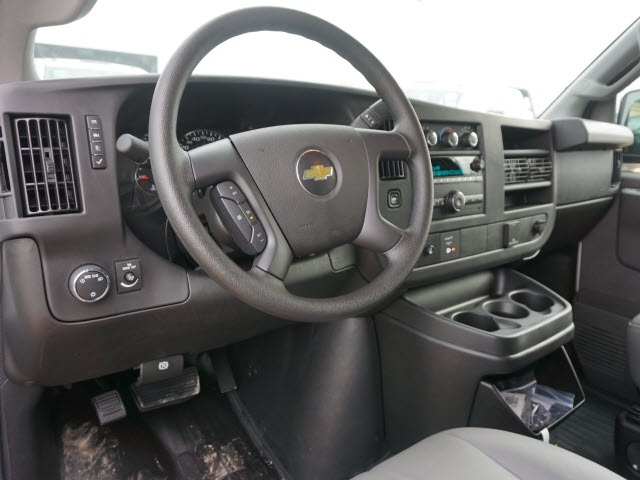 2016 Chevrolet Express 2500, Adrian Steel Commercial Shelving Upfitted Cargo Van #DT6652 - photo 14