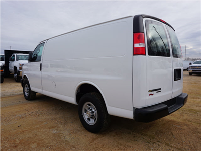 2016 Express 2500, Adrian Steel Commercial Shelving Upfitted Cargo Van #DT6652 - photo 6