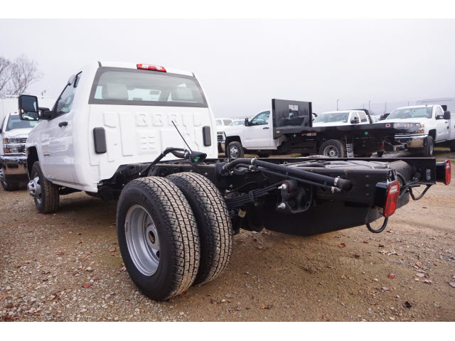 2015 Silverado 3500 Regular Cab DRW 4x2,  Cab Chassis #TR52836 - photo 5