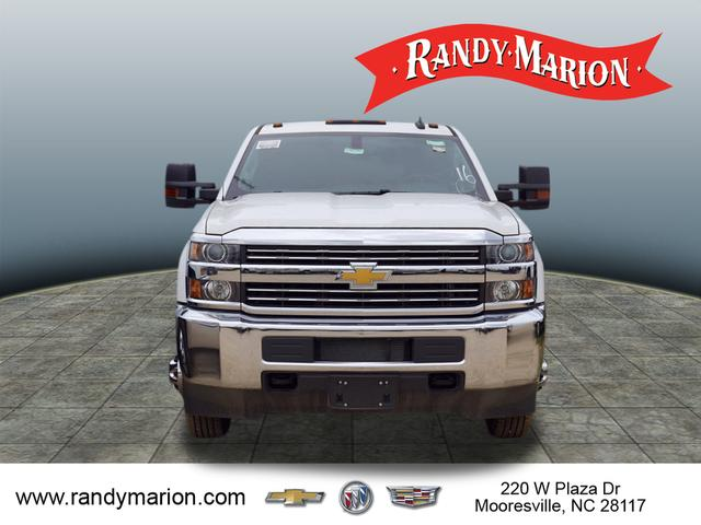 2015 Silverado 3500 Crew Cab 4x4,  Freedom Platform Body #TR55590 - photo 3