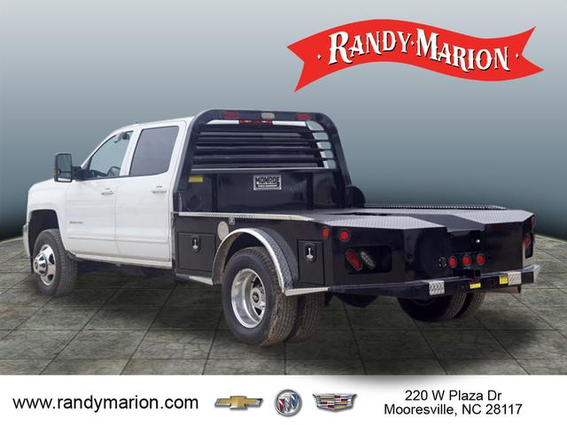 2015 Silverado 3500 Crew Cab 4x4,  Freedom Platform Body #TR55590 - photo 6